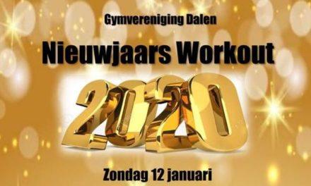 Gymvereniging Dalen houdt workout