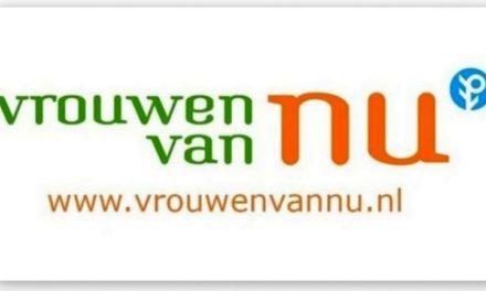 Willemijn vertelt levensverhaal aan Vrouwen van Nu Dalen