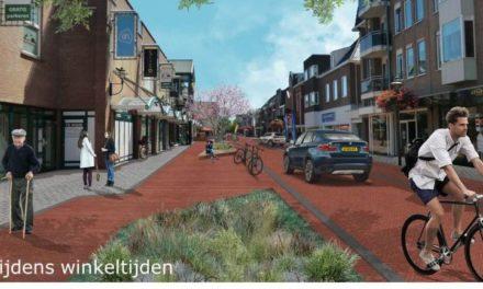 Gemeente reageert op Facebook op voorstel Friesestraat-Noord