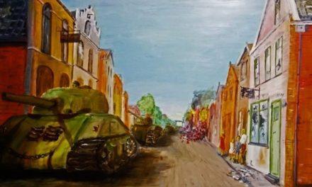 Kunst met thema 'vrijheid' in Kunst op Vijf (update)