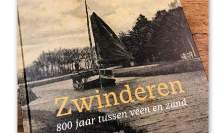 Boek Zwinderen genomineerd door Drentse Historische Vereniging