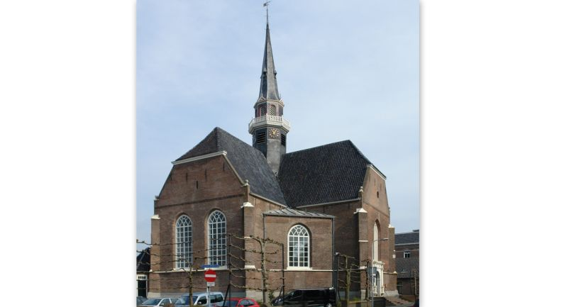 Kerkklokken luiden woensdag om 19.00 uur