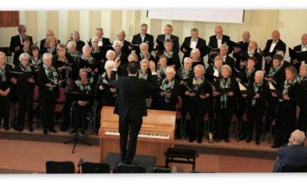 Koor Polyphonie werkt mee aan kerkdienst