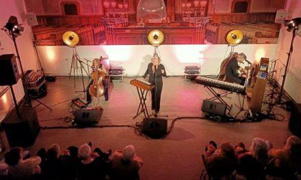 Concert Nina June: intiem en puur