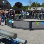 Playground wordt heropend
