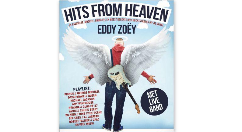 Dansen mag bij Eddy Zoëy Band