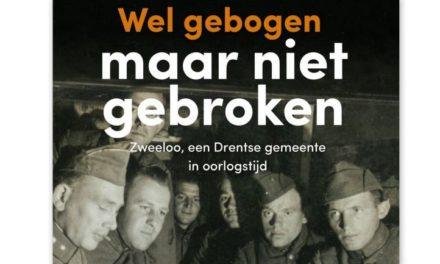 Boek over oorlogsjaren Zweeloo is verschenen