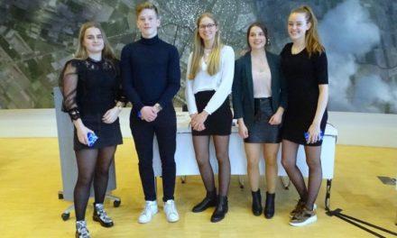Jury kiest beste debaters 4vwo