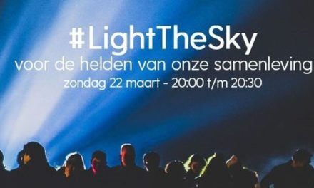 Technici Hofpoort doen mee aan LightTheSky