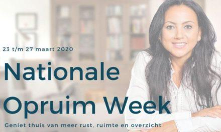 Aandacht voor Nationale Opruimweek in Coevorden