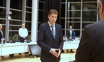 Steven Stegen geïnstalleerd als wethouder BBC2014