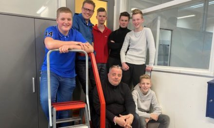 Leerlingen Nieuwe Veste dragen steentje bij aan energiebesparing