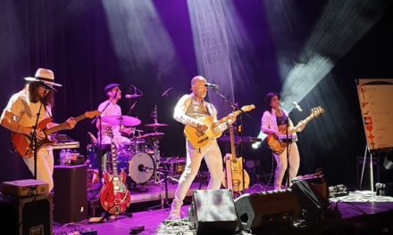 Feest van herkenning met Eddy Zoëy & band