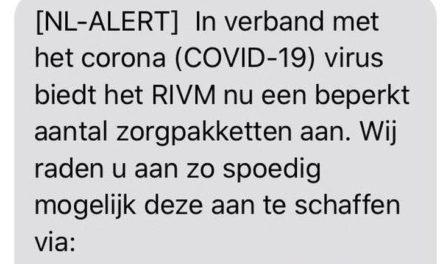 RIVM waarschuwt voor vals NL-Alert