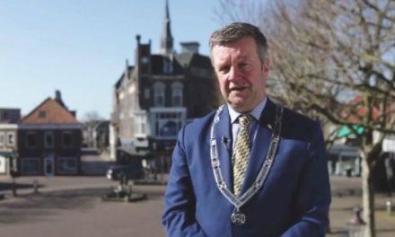 Boodschap burgemeester: vier de vrijheid