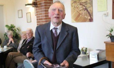 Markante Bertus Steegen overleden