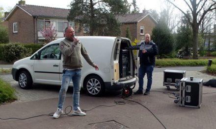 Erik van Klinken zingt bij woonzorgcentra (update)