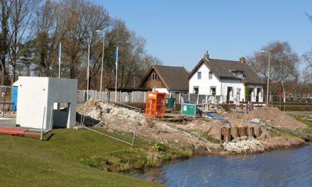 Gracht wordt doorgetrokken naar Holwert