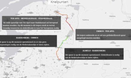 D66 wil gezamenlijke lobby voor Nedersaksenlijn