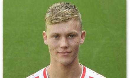 Ben Scholte tekent profcontract bij FC Emmen