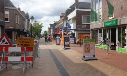 Rustige koopzondag in Coevorden