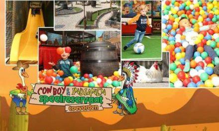 Kinderspeelparadijs Monierweg heeft deuren geopend
