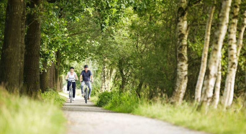 Drenthe investeert in recreatief fietsnetwerk