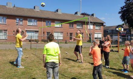 Jongerenwerk zet sport- en spelparcours voort