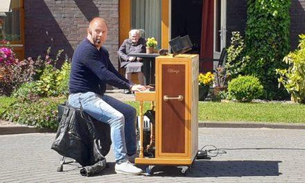 Muzikale verrassing van Matthijs van de Ven