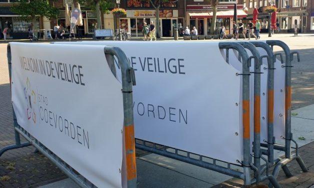 Welkom in veilige Stad Coevorden