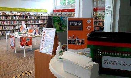 Bibliotheek Schoonoord gaat weer open