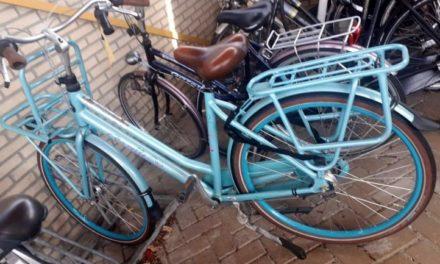 Politie vindt fiets in Meppen