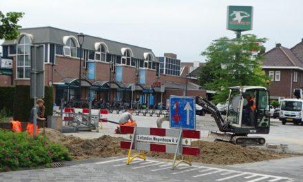 Zebrapaden aan Van Heutszsingel