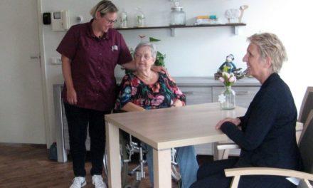 Saxenburgh versoepelt bezoekregeling ouderenzorg