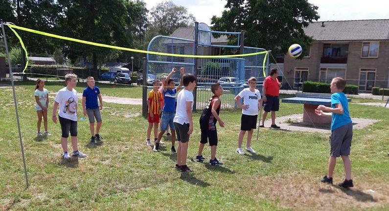 Bijna vijftig deelnemers aan sport- en speldag