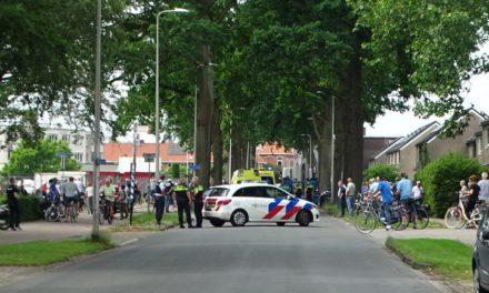 Ernstig ongeval op Eendrachtstraat