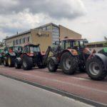 Verbod op demonstraties met tractoren blijft staan