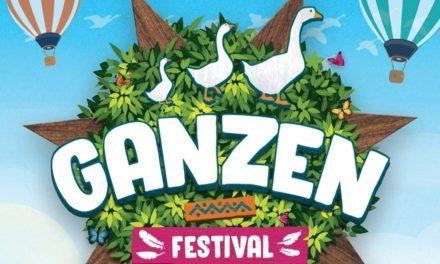 Ganzenfestival start voorverkoop