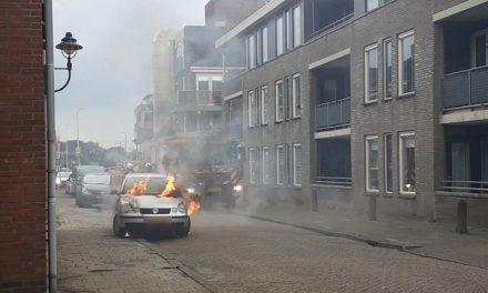 Auto uitgebrand: politie doet getuigenoproep (update)