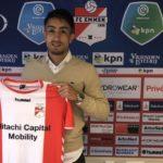 Cavlan keert terug bij FC Emmen