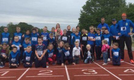 Athletics Champs wordt echte atletiekvereniging: ACV De Veste