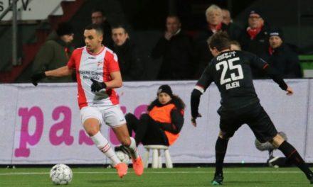 Hilal Ben Moussa blijft bij FC Emmen