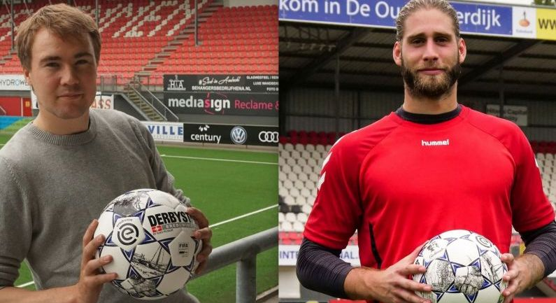 Simon Tibbling komt en Stefan van der Lei blijft bij FC Emmen