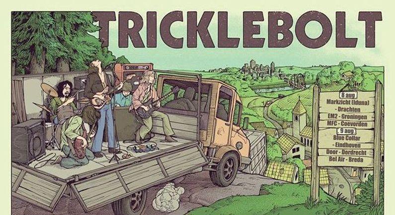 Tricklebolt geeft showtje bij MFC