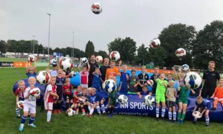 NN Sports houdt voetbaldriedaagse