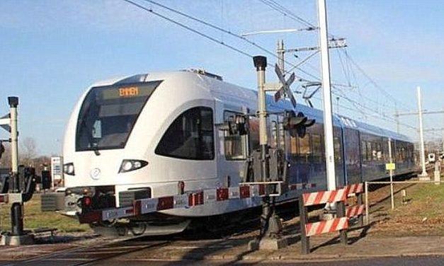 Werk aan het spoor: bus tussen Dalfsen en Zwolle