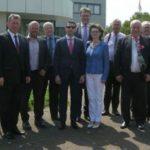 D66, PAC en PvdA willen hervorming stedenband Brest