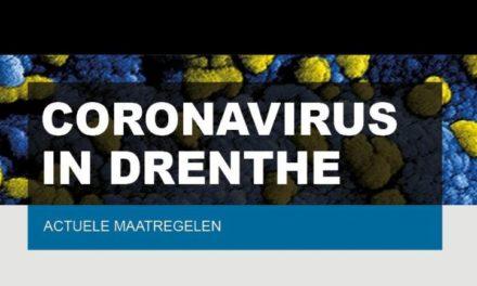 Tot 1 juni geen evenementen in Drenthe