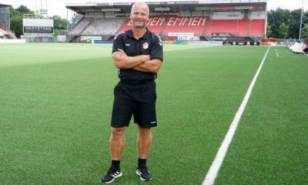 Wiekens: assistent-trainer bij FC Emmen