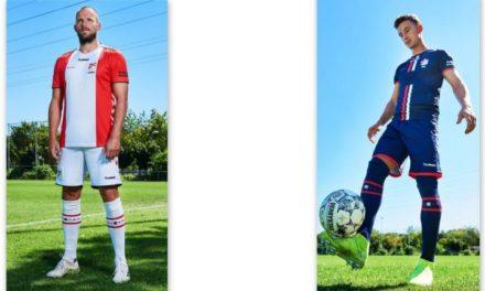 FC Emmen heeft nieuwe tenues